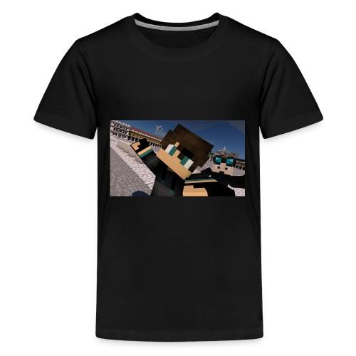 aroundtheglobeportugal - Kids' Premium T-Shirt
