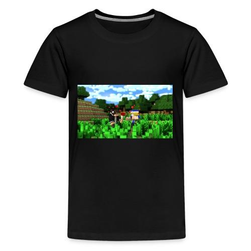 meeper - Kids' Premium T-Shirt