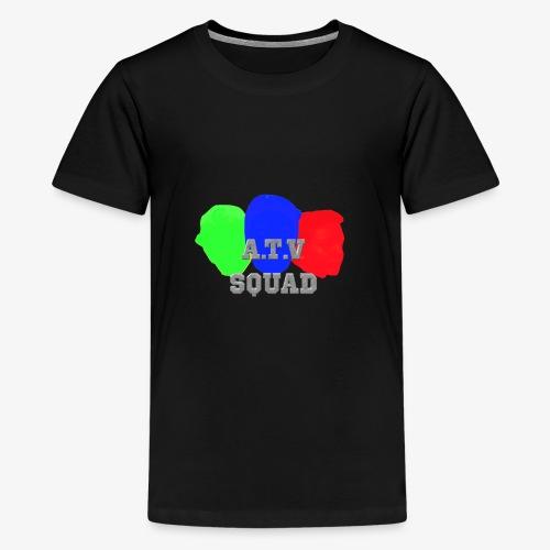 A.T.V Squad Merch - Kids' Premium T-Shirt