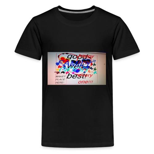 WP 20180924 14 59 43 ProHdươngniê Tshirt designer - Kids' Premium T-Shirt