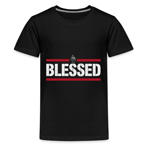 Blessed Tee - Kids' Premium T-Shirt