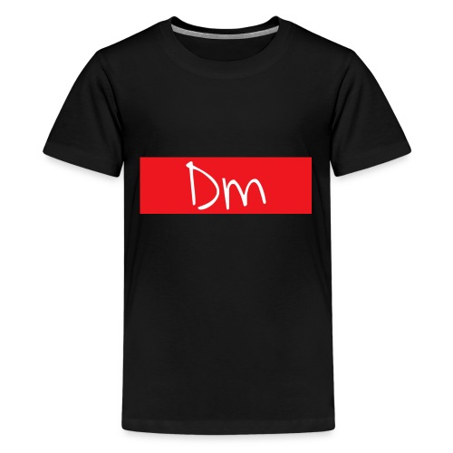 Dm Box Logo - Kids' Premium T-Shirt