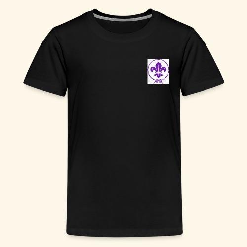 Flor de lis - Kids' Premium T-Shirt