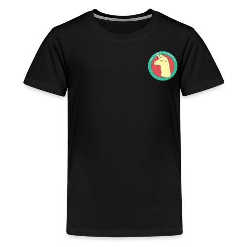 Lazy Llama - Kids' Premium T-Shirt