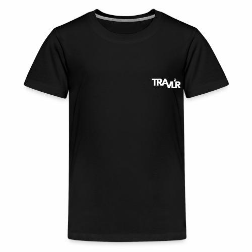 Travlr Logo - Kids' Premium T-Shirt