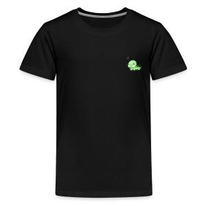Original Colored Sir Turtle - Kids' Premium T-Shirt