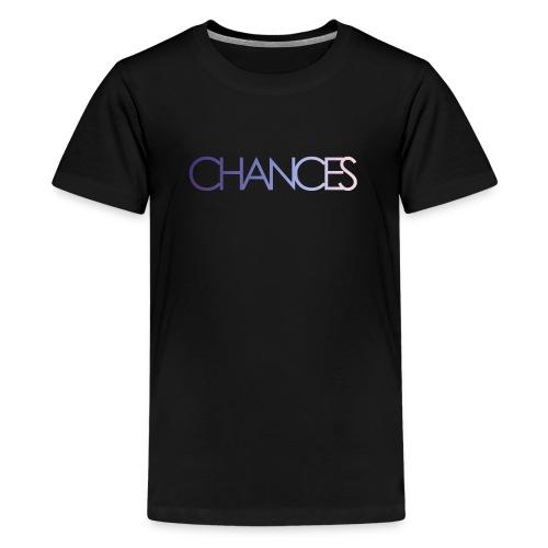 Chances - Kids' Premium T-Shirt