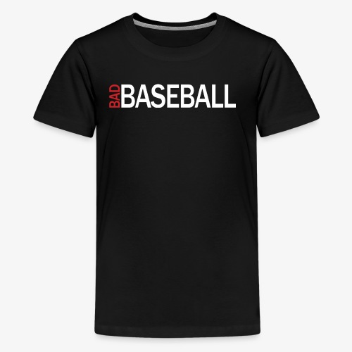 bad baseball shirt - Kids' Premium T-Shirt