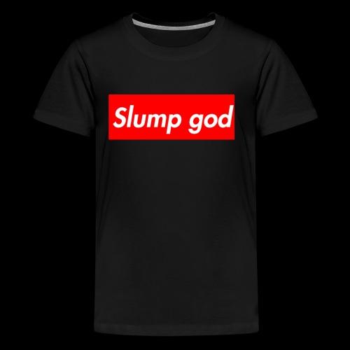 supreme god - Kids' Premium T-Shirt