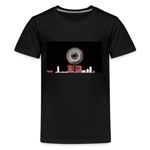 SingLeVision - Kids' Premium T-Shirt