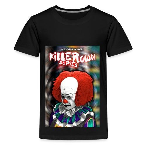 clown series - Kids' Premium T-Shirt