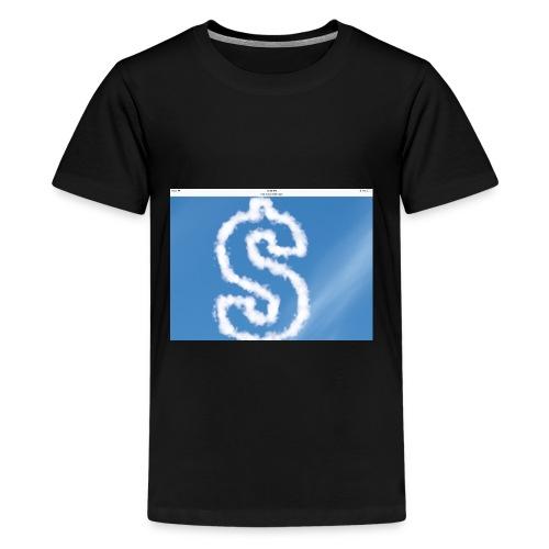 King cloud bro - Kids' Premium T-Shirt