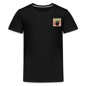 AWESOME SQUAD merch - Kids' Premium T-Shirt