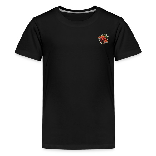 VitalsStudios #TeamPizza - Kids' Premium T-Shirt