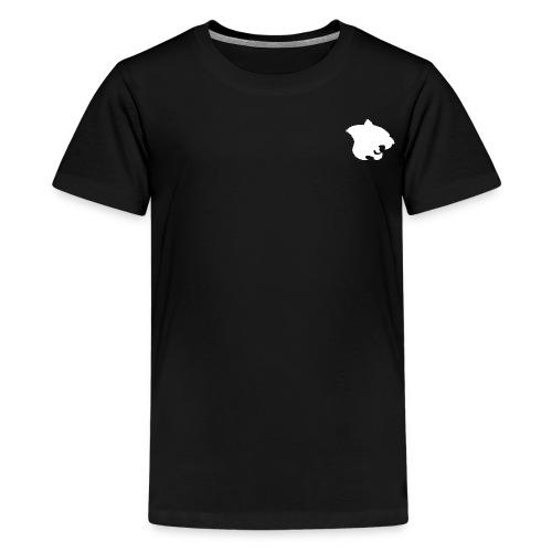 Small White Tricksters - Kids' Premium T-Shirt