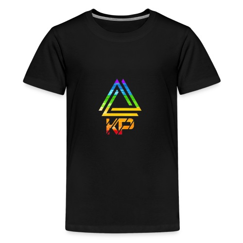 Rainbow Paint - Kids' Premium T-Shirt