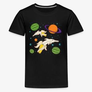 DOLPHANNA - Kids' Premium T-Shirt