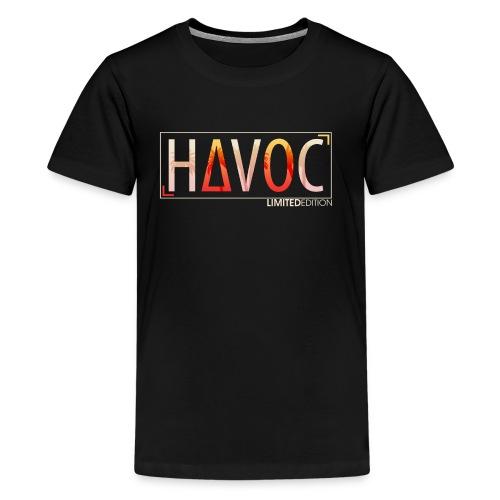HavocNation Limited Edition - Kids' Premium T-Shirt