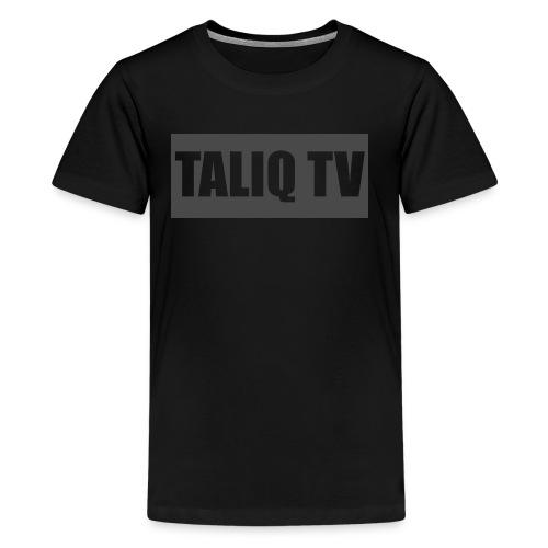 Taliq TV - Kids' Premium T-Shirt