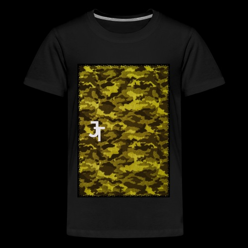 THE JT CAMO SET - Kids' Premium T-Shirt