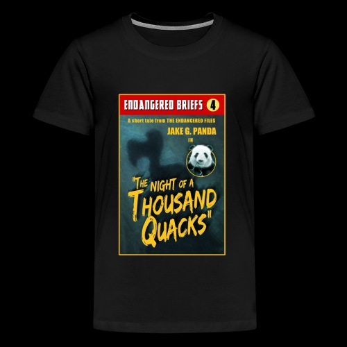 A THOUSAND QUACKS! - Kids' Premium T-Shirt