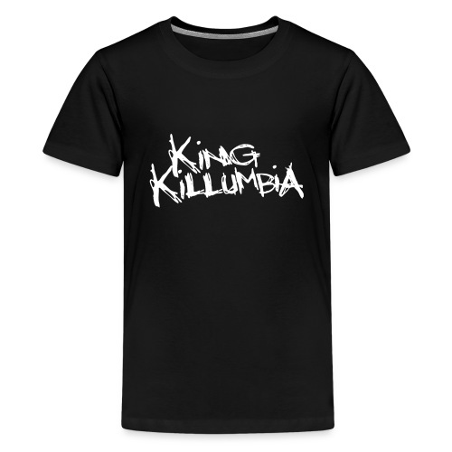 King Killumbia White Logo - Kids' Premium T-Shirt