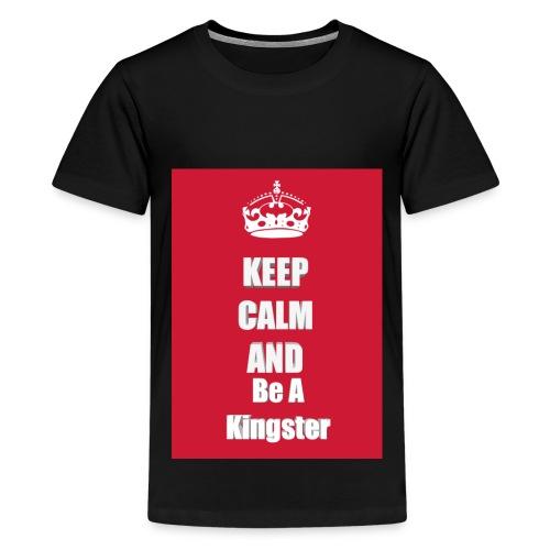 Kingjerry Merch - Kids' Premium T-Shirt