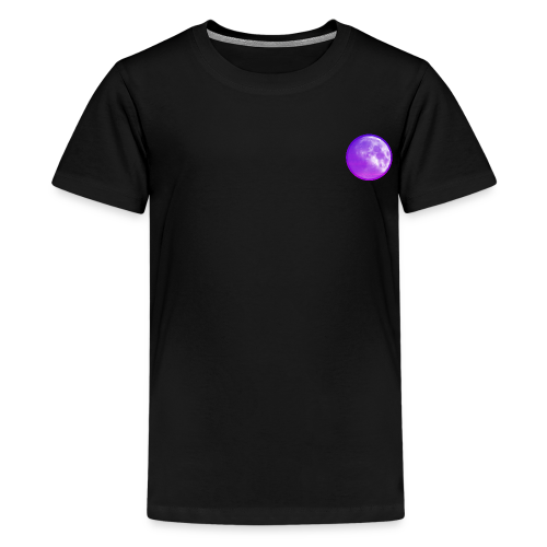AntiSadBoi Moon - Kids' Premium T-Shirt
