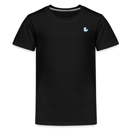 DuckyBlue - Kids' Premium T-Shirt