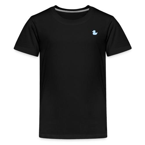 DuckyBlue - Kids' Premium T-Shirt
