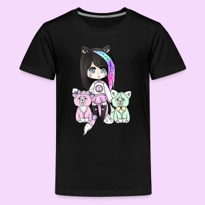 Lolipup Family! - Kids' Premium T-Shirt