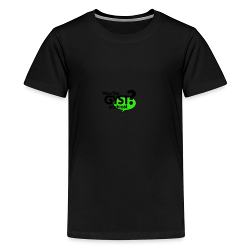 HYGYST LOGO - Kids' Premium T-Shirt