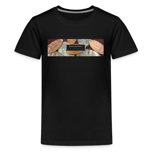 davidscointravels - Kids' Premium T-Shirt