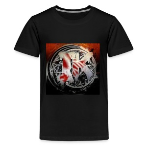 Insane Killa Logo Design - Kids' Premium T-Shirt
