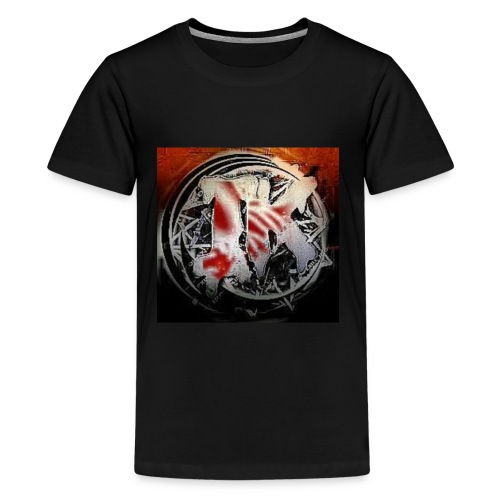 Insane Killa Logo Design - Kids' Premium T-Shirt