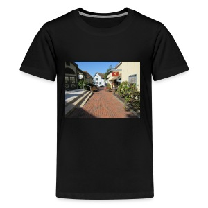 Historic Village - Kids' Premium T-Shirt
