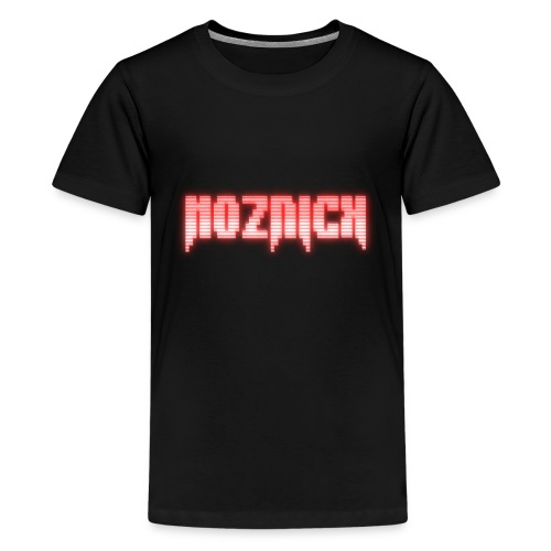 TEXT MOZNICK - Kids' Premium T-Shirt