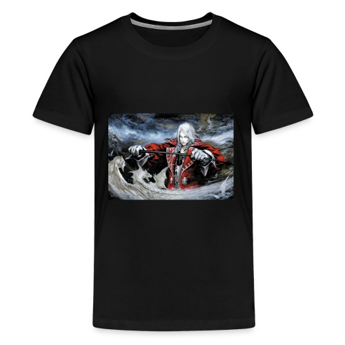 Castlevania:Symphony Of The Night - Kids' Premium T-Shirt