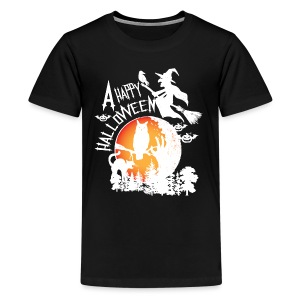 A Happy Halloween - Kids' Premium T-Shirt
