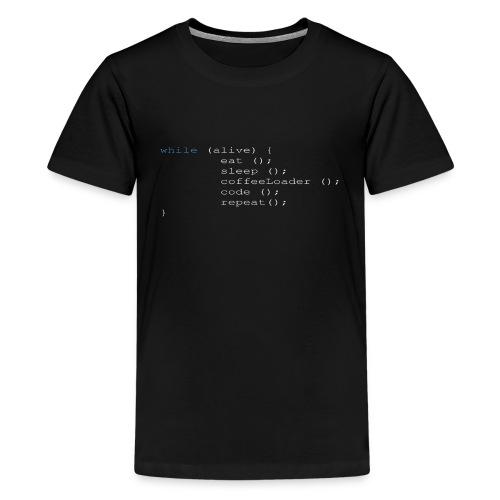 programmer alive - Kids' Premium T-Shirt