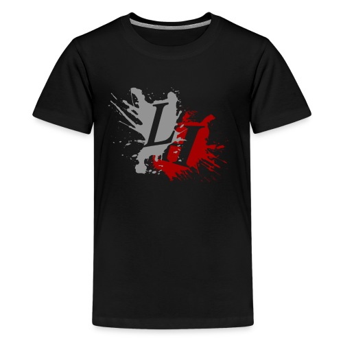 LH Paint - Kids' Premium T-Shirt