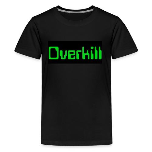 Overkill 2017 Line 3 - Kids' Premium T-Shirt