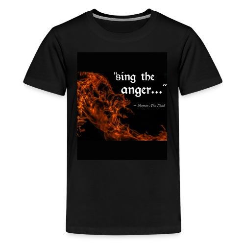 sing the anger - Kids' Premium T-Shirt
