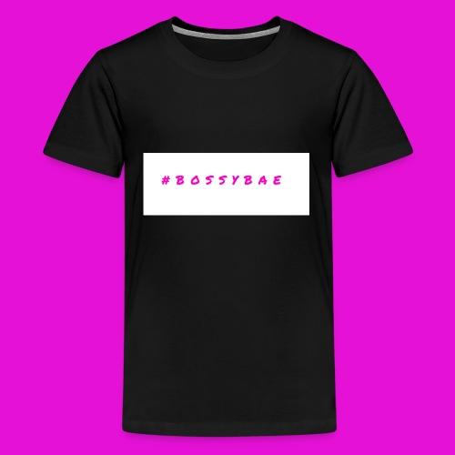 BOSSYBAE GEAR - Kids' Premium T-Shirt