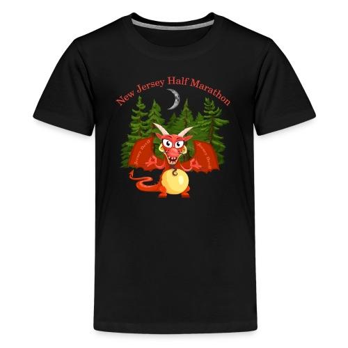 New Jersey Devil Running Tee - Kids' Premium T-Shirt