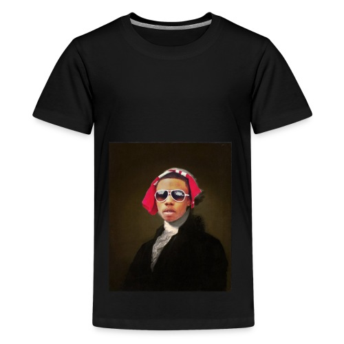 Finesse Founder - Kids' Premium T-Shirt