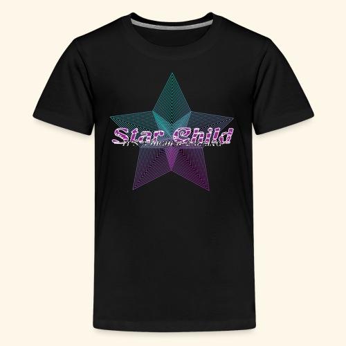 Star Child - Kids' Premium T-Shirt