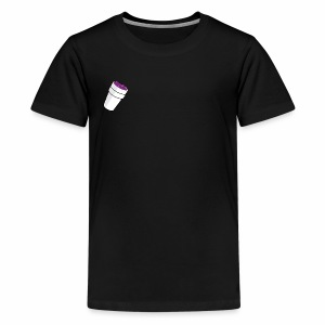 purple drink - Kids' Premium T-Shirt