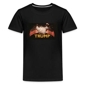 TRUMP Wings - Kids' Premium T-Shirt