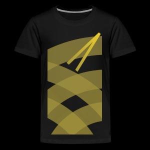 Rising Break The Cycle Gold fury - Kids' Premium T-Shirt